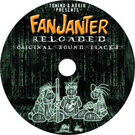 Fanjanter Reloaded Original Sound Track