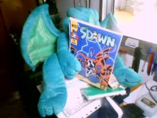 Cthulhu leyendo Sdawn.jpg